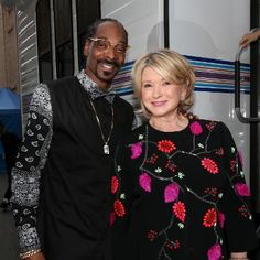 Snoop Dogg and Martha Stewart Are Getting Their Own Celebrity Dinner Party TV Show #lol #funny #rofl #memes #lmao #hilarious #cute
