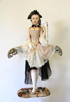 sasha khudyakova dolls | Captivating World of the Doll Art School of Elena Gromova – Toronto ...