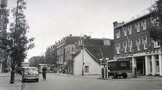 Zijlweg Haarlem (jaartal: 1950 tot 1960) - Foto's SERC