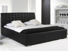 Tête de lit noir