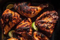 These BBQ Chicken Recipes Will Make You Fire Up Your Grill : Mexican BBQ Chicken