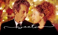 2015 Doctor Who Christmas Special Doctor Who 12, I Am The Doctor, 12th Doctor, Doctor Who Quotes, Doctor Who Christmas, Tv Doctors, Alex Kingston, Twelfth Doctor, Hello Sweetie