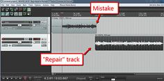 Record a flawless track even if you keep making mistakes. Here's how to do it using Reaper (though the process is the same with any recording software): Quickly Fix Audio Recording Mistakes by Overdubbing