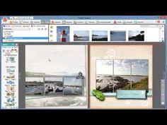 Conseils et astuces pour réaliser un livre photo avec Studio-Scrap - YouTube