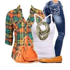 Cute inspiry summer outfits for women - 2014 Fall Winter Outfits, Summer Outfits, Casual Outfits, Stylish Eve Outfits, Casual Wear, Mode Outfits, Fashion Outfits, Dress Fashion, Looks Country
