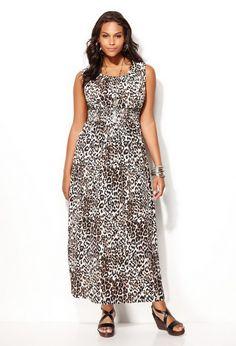 plus size maxi dress | Plus Size Maxi Dresses 2012
