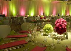 Event Lighting Wedding Uplighting Ideas Reception Decorations