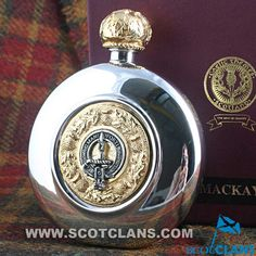 MacKay Clan Crest Sp