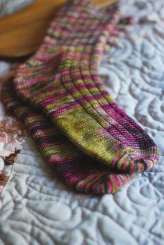 FO: Zombie Girl Socks