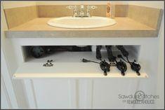 DIY All Natural Bathroom Cleaner