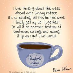 Coffee Is Life, I Love Coffee, My Coffee, Coffee Drinks, Drinking Coffee, Sunday Coffee, Coffee Break, Morning Coffee, Coffee Meme