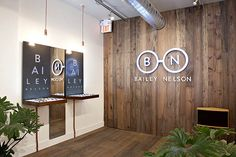 Our Bailey Nelson Toronto, ON location, situated at 387 Queen Street West. www.baileynelson.ca