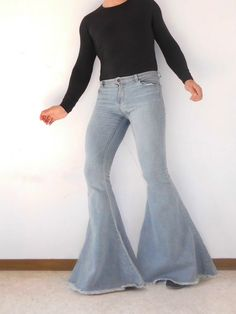 https://flic.kr/p/2787PrQ | huge bell bottoms