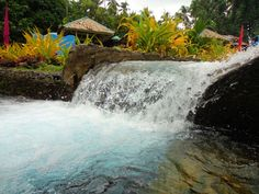 Sto. Nino Cold Spring, Camiguin Island, Philippines Philippines Destinations, Philippines Tourism, Sto Nino, Adventure Is Out There, Beautiful Islands, Filipino, Vacation Spots, Waterfalls, Places Ive Been