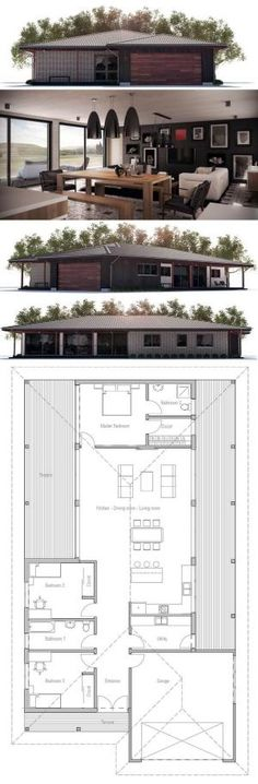 Small House Plan by meredith