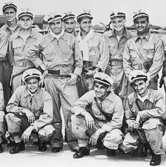 Fighter pilots of the FAB ( BRAZILIAN AIR FORCE )