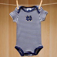 5ef34ba1a 30 Best Notre Dame Baby Stuff images | Fighting irish, Irish baby ...
