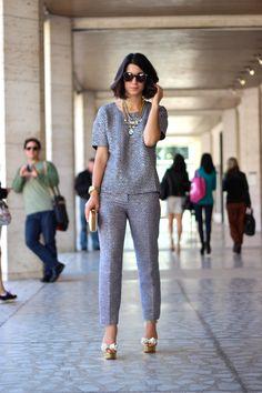 new york fashion week {day 6}