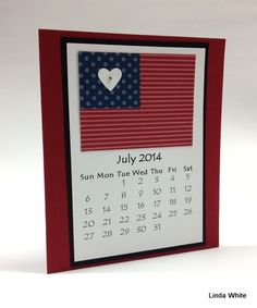 Shop for Stampin' Up! Learn how to create simple & pretty cards. Daily card ideas, paper crafting tips, stamping videos & tutorials. July Calendar, Today Calendar, Calendar Pages, Desk Calendars, Calendar Ideas, Calendar Printable, Post It Note Holders, Pretty Cards, Stamping Up