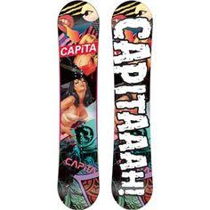 2011 Ultrafear FK Snowboard by Capita