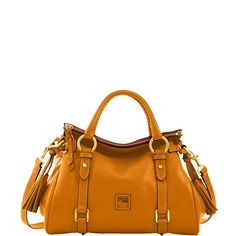 Dooney & Bourke: Florentine Small Satchel (I'm hoping to add this to my collection very soon)
