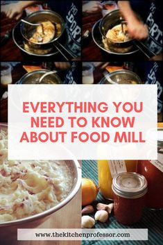 Why You Should be Using a Food Mill Kitchen Gadgets, Kitchen Tools, Food Mills, Us Foods, Soft Foods, Canning Recipes, Food Preparation, Kitchenware, Cool Kitchens