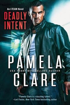 Jessica's Totally Over The Top Book Obsession: Deadly Intent