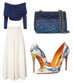 """""""Untitled #51"""" by belanda-dee on Polyvore featuring Temperley London, Dolce&Gabbana and Tory Burch"""