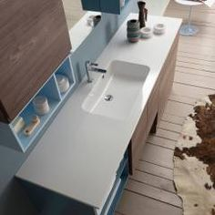 Baños de estilo moderno de RAB ARREDO BAGNO