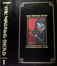 The Walking Dead Compendium Hardcover ~ Yes, please!