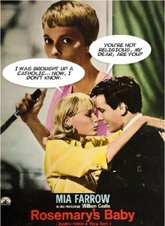 """analysis of rosemarys baby and religious An analysis of the occult  roman polanski's """"rosemary's baby"""" and the dark side of hollywood by  roman polanski's rosemary's baby and its story."""
