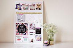 DIY Inspiration Board