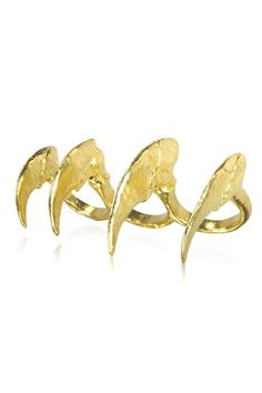 Dig Your Claws Into 22 Edgy Jewelry Buys #refinery29