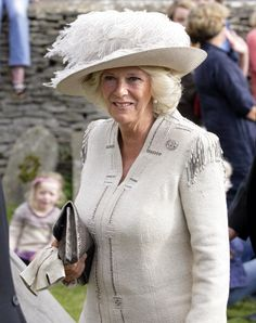 Camilla, Duchess of Cornwall, 2011