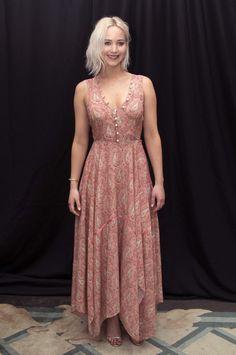 Jennifer Lawrence, in #Altuzarra #FW16. Image via www.yahoo.co.uk