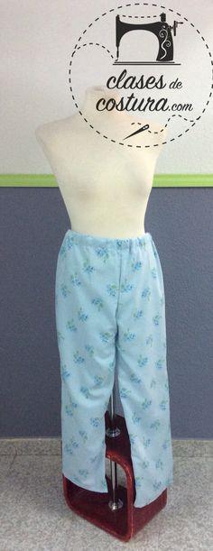 Pantalones de pijama ultra fáciles y ultra cómodos! By Ana! Como churros!