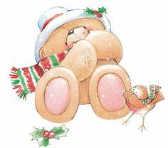navidad, forever friends, santa claus, ilustraciones, infantiles, papá noel, fantasía, libro, colección, niños Continue leyendo