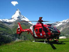 Air Zermatt EC-135 Matterhorn