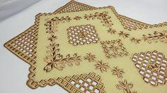 Hardanger embroidery  6
