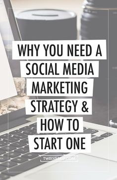 Why You Need a Social Media Marketing Strategy and How to Start One