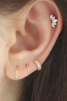 Gold Bar Earrings, Tiny Stud Earrings, Cartilage Earrings, Simple Earrings, Crystal Earrings, Diamond Earrings, Diamond Studs, Oval Diamond, Dainty Necklace