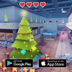 #mobilegame #roguelike #loot #stealthaction #findyourgift #securityrobots #securitycameras #goodthief #eastereggs #moviefan #gamefan #santatrouble #crazysanta #madsanta #whatisyourchoice #madgift #appstoregame #googleplaygame