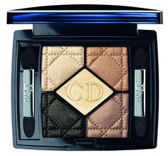Dior Les Rouges Or Collection (Holiday 2011): 5-coulours 554 - Couture Gold
