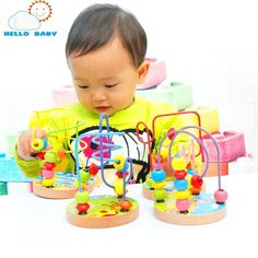 Quality Baby Wood Educational Toys Girls Montessori Puzzles For Children Kids Boy Game Wooden Educational Toy Birthday Gifts
