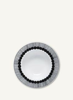 Oiva/Siirtolapuutarha -syvä lautanen 20 cm
