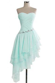 Mismatched Prom Dress,Pink Prom Dress,Chiffon Prom Dress,Cheap Prom Dress,Party Dresses on Luulla Pretty Prom Dresses, Pink Prom Dresses, Cheap Prom Dresses, Prom Party Dresses, Dresses For Teens, Dance Dresses, Ball Dresses, Cute Dresses, Beautiful Dresses