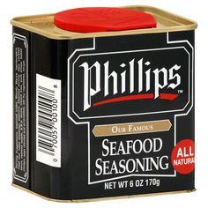 Best phillips seafood seasoning recipe on pinterest for Best fish seasoning