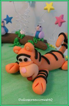 Tiger - DULCES CREACIONES