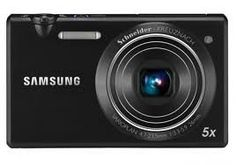 Samsung Multiview MV800 16.1MP Digital Camera with 5x Optical Zoom (Black)