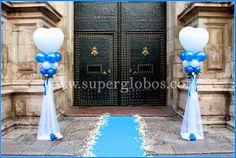 Decoración con <b>Globos</b> para Eventos y Fiestas - Superglobos, ideas ...